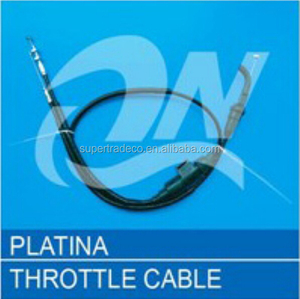 THROTTLE CABLE PLATINA