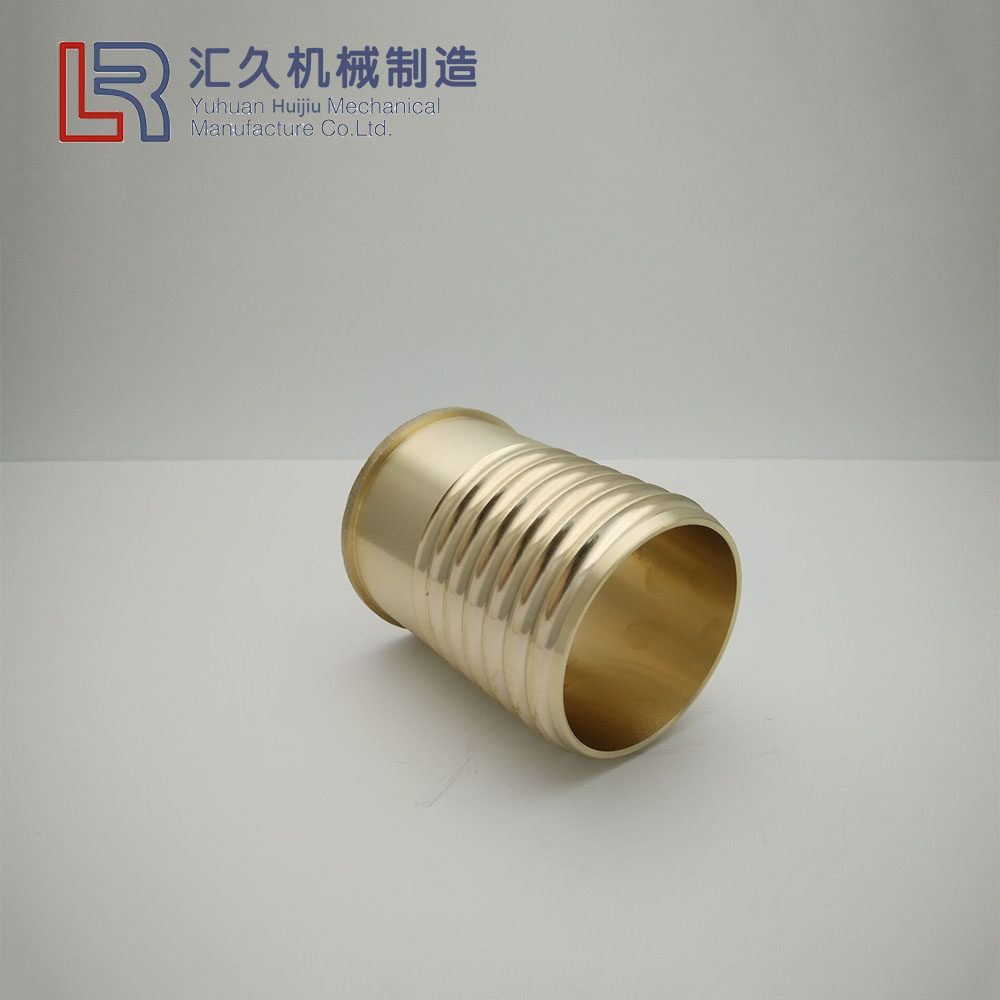 NPT/BSP thread swage brass nipple hose pipe connect kc nipple