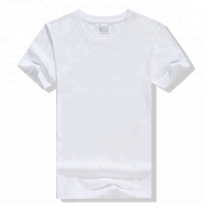 New Design Manufacture Plain Custom Logo dry fit t shirt blank cotton t shirts