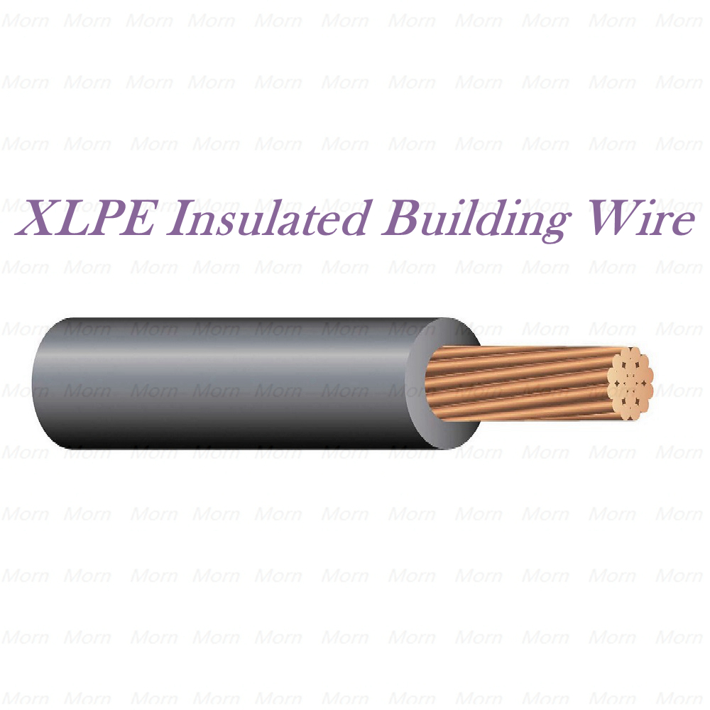 XLPE Insulated Building Wire 600 Voltage Thermoset Insulated Cable XHHW-2 Cable and wire