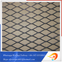 Newest arrival design Building and House Decorative expanded metal mesh for wipe wall net