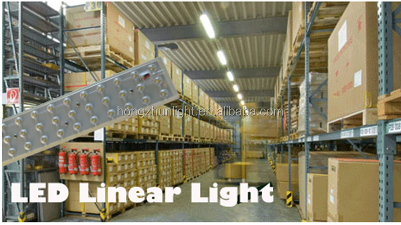 Promotional led linear light supermarket PF0.95 at March purchase season