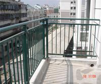 Easy installation indoor balcony guardrails