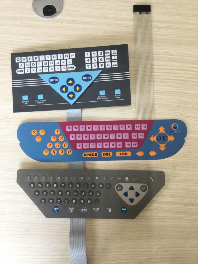 Amf Scoring System Keypad Bowling Center Equipment Parts - Buy Amf  Keypad,Bowling Lane Spare Parts,Bowling Lane Machine Product on Alibaba com