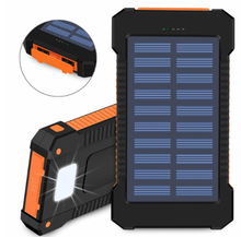 Solar power bank 100000 mah 방수 Solar Battery Charger