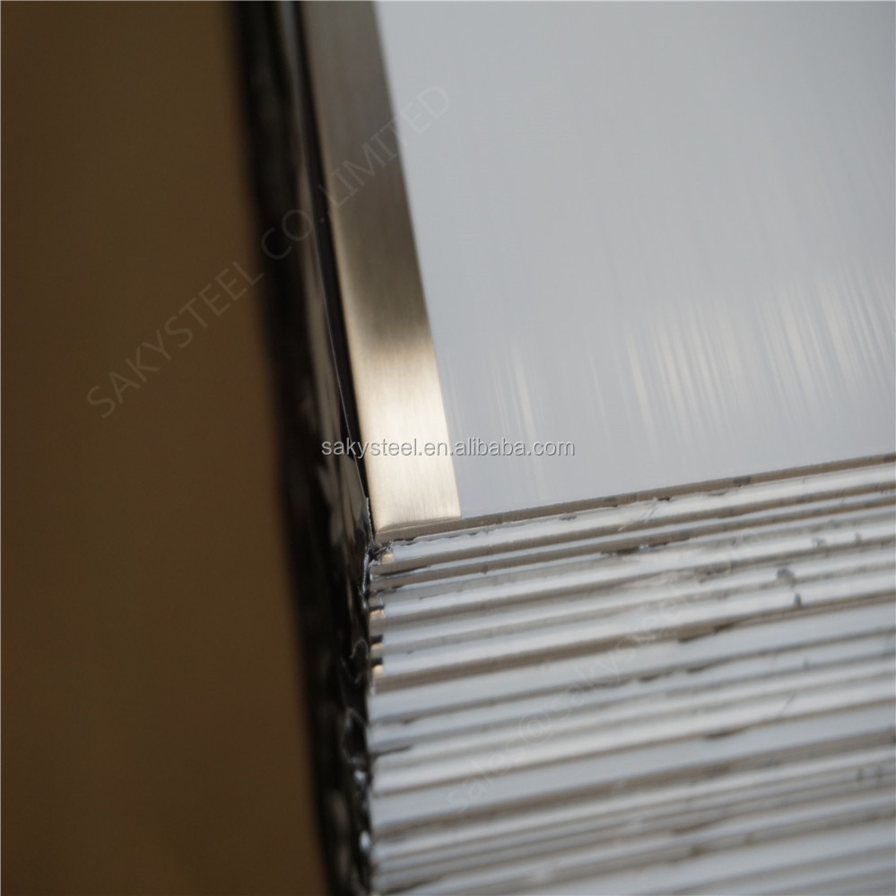 stainless steel cladding sheet