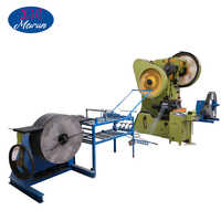 Razor Wire Machine equipment /razor wire making machine - complete line for production