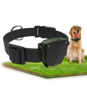 Motto Professional Waterproof IP67 GPS LBS Location Pet/Cat/Dog Micro Sim Card GPS Tracker Collar Monitor GPS Tracker
