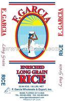 F.Garcia Extra Fancy Long Grain White Rice