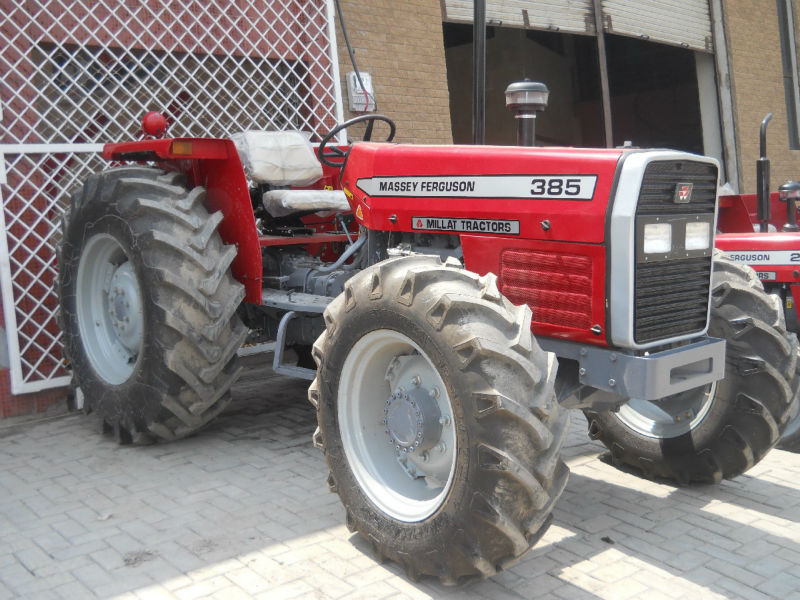 Messey Ferguson 385(85hp) 4wd Tractor