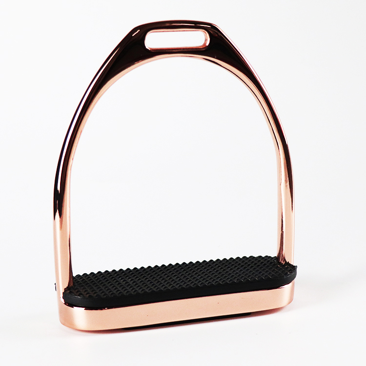 Rose Gold <strong>Horse</strong> Riding Fillis Stirrup