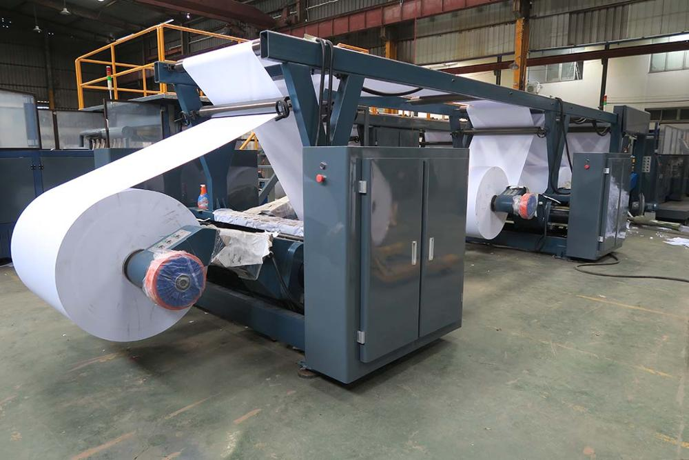 Fully Automatic A4 Paper Cutting & Packaging Machine, A4 Paper Production Line