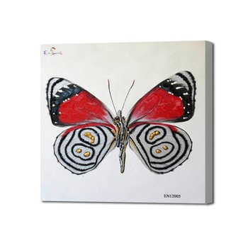 Butterfly Canvas Art Oil Painting Wall Art Buy Pop Art Painting Butterfly Pop Art Oil Painting Butterfly Pop Art Oil Painting Wall Art Product On