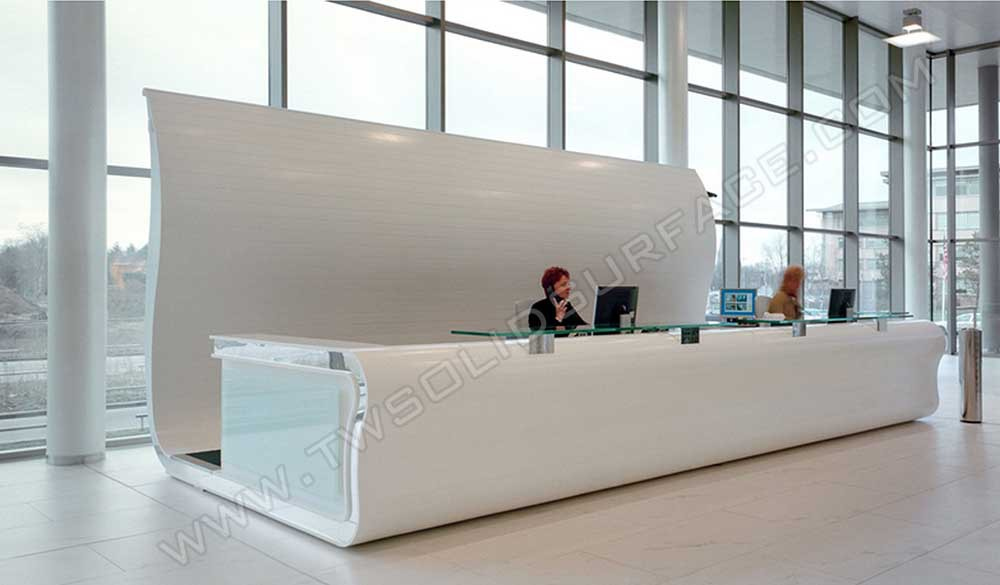 Portable Restaurant Reception Counter Reception Counter
