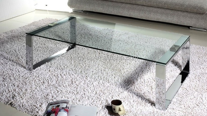 modern furniture home goods coffee table design glass tea table