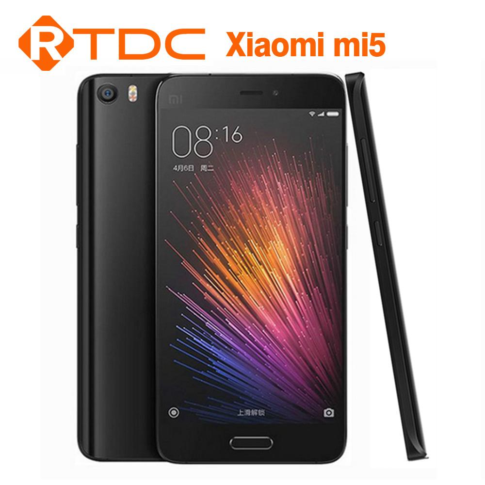 In Stock Original Xiaomi Mi5 64gb Qualcomm Snapdragon 820 Smartphone