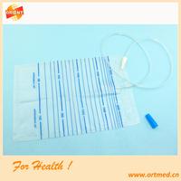 how to use urine bag/the advantage of the urine bag/urine bag application
