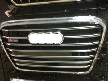 Car Front Grille For Audi Sq5 Buy For Audi Sq5 Bumper Grille For