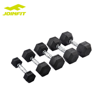 JOINFIT Treinamento <span class=keywords><strong>de</strong></span> Peso Dumbbell da <span class=keywords><strong>Borracha</strong></span> do Hex