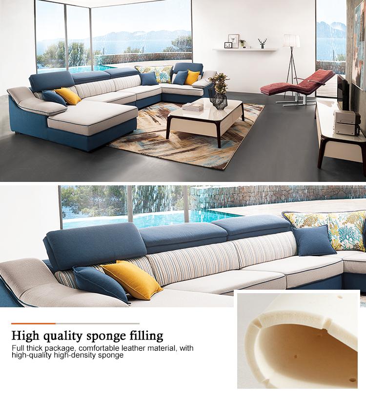 Stunning Modele De Salon En U Ideas - House Interior - joecutbirth.com