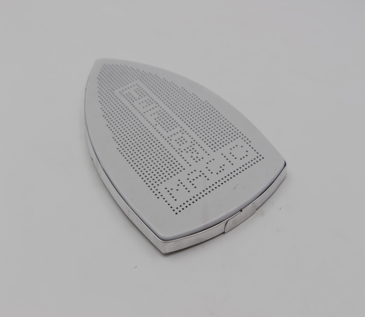 ES-94A size industrial energy saving electric steam iron teflon shoe for ironing clothes mat