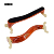 Wooden music instruments accessory quality violin shoulder rest