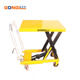 GL Single Scissor lift for sale elevating work platform