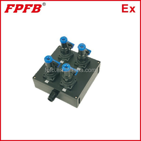 High quality cheap explosion proof control box