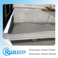 asme sa-240 316l stainless steel plate dimpled stainless steel plate for medical industry