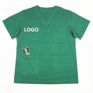 Hospital Clothing Unisex Healthcare Scrubs Sets