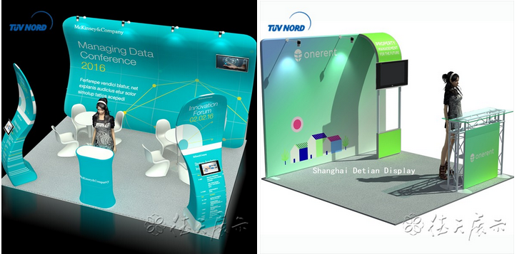 Exhibition Stand Pop Up : Aluminium exhibition stand backdrop design fabric tension pop up
