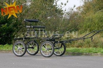 Horse carriage Traverse Pony / Shetland Sulkys. Eu A-Brand Horse Cart
