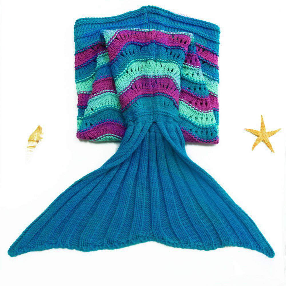 67c5a7becf2 Detail Feedback Questions about Kid 90x45cm Mixed Color Mermaid Tail ...