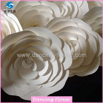 Hanging paper flowers for wedding decoration paper folding flowers hanging paper flowers for wedding decoration paper folding flowers wfam 80 mightylinksfo