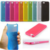 Mobile Phone Bag Hard Cover Ultra Thin 0.3mm Matte PC Silicon TPU Cover Cases for iPhone 6 and 6S