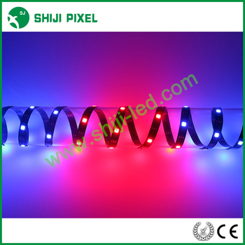 Dmx rgb 1m 60leds 60pixels led rope lighting dmx addressable led dmx rgb 1m 60leds 60pixels led rope lighting dmx addressable led stage strip lights with madrix aloadofball Images