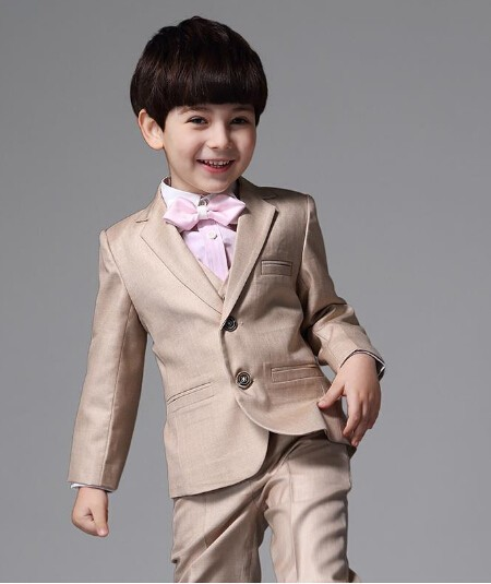 Whether a youngster is going to an elegant wedding or attending a birthday party at an upscale restaurant, boys' suit sets offer variety in formal, semi-formal, and casual attire. With the wide array of choices, boys can wear a favorite color while staying comfortable in seasonal material.