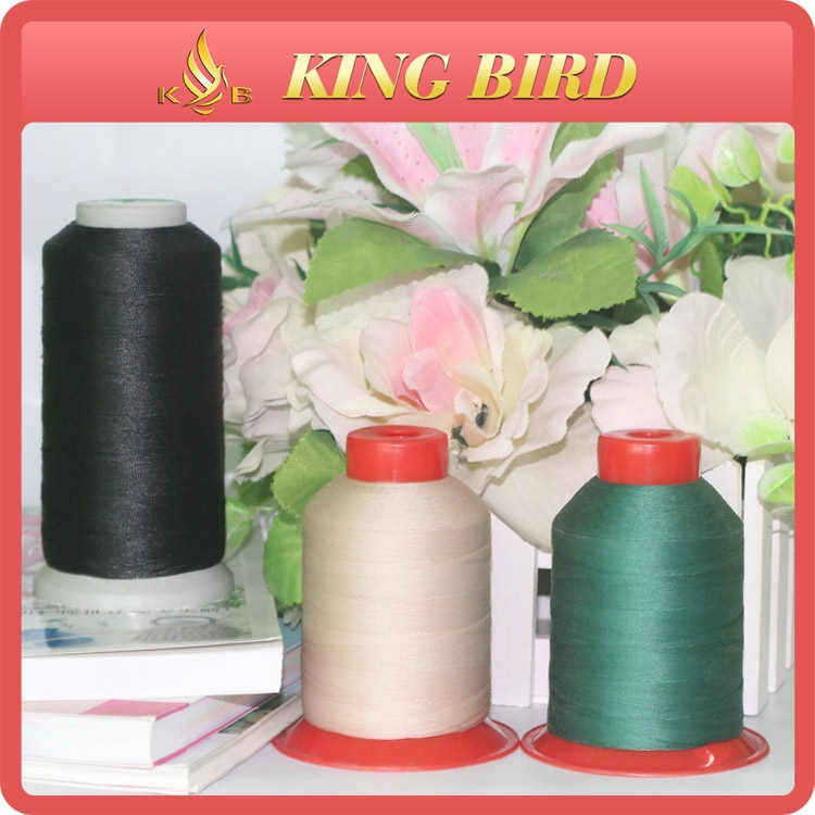 High Tenacity Nylon Bonded Yarn Thread Color for Fish Net