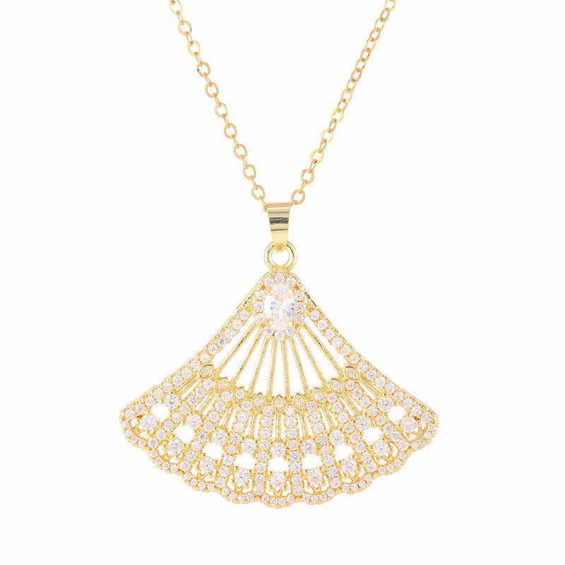 Xl0256 Jn Luxury Latest Gold Statement Necklace 20 Grams Gold ...