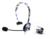 Noise cancelling gaming headphone for xbox 360,single ear protable headset with MIC