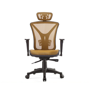 High Quality Executive Mesh Ergonomic Office Chair With Headrest