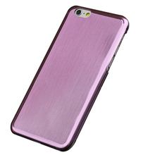 new products luxury titanium alloy aluminum phone case for iphone 6