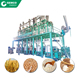 Low price complete wheat milling grinding processing production uses commercial automatic small wheat flour mill plant