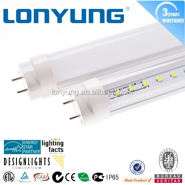 LONYUNG Tubo Led T8 2400mm 5500k cool white