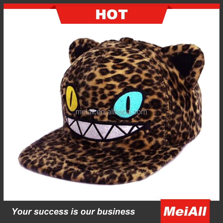 manufacturer custom baby snapback hats fashion embroidery children caps wholesale