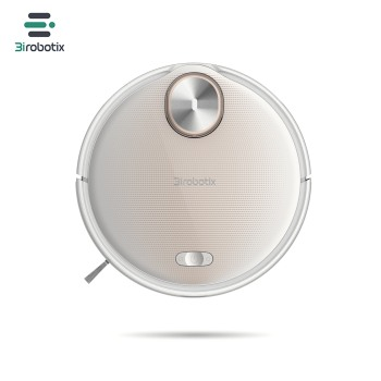 Intelligent Robot Vacuum Cleaner New Design CRL-200A Sweep Mop LDS Bumper Slam 1800Pa Suction 3200mAh Baterry
