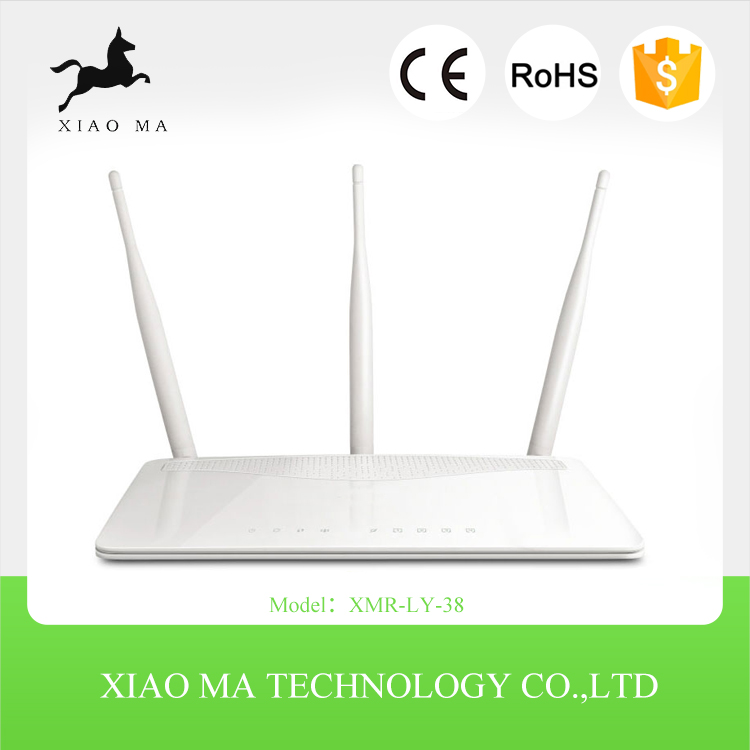Manufaktur kinerja tinggi harga rendah 2.4G 300 M wireless cpe wireless ap wireless router/terminal XMR-LY-38