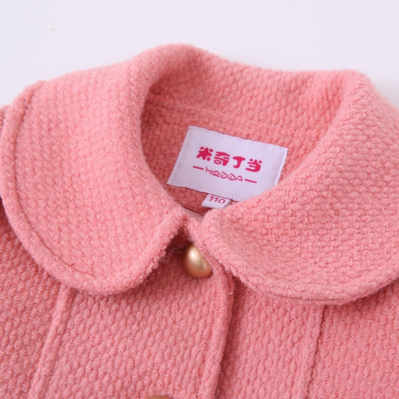 Guangzhou Kids Clothes 2014 Nepal Woolen Jacket Kids Winter Clothes
