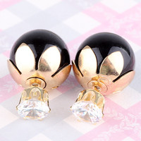 NUORO New Jewelry Design Brand Of Pearl Manifesto Pendant Earrings For Women Accessories Gift Wholesale