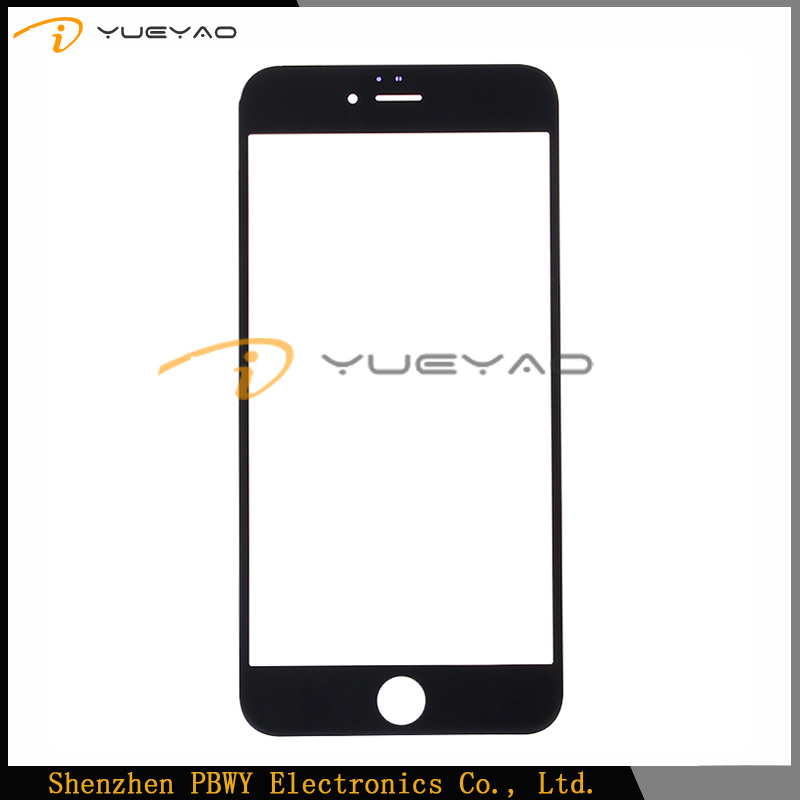 China Wholesale For iPhone 6 Outer Glass Lens, Touch Screen Glass For iPhone 6 Front Glass Panel Replacement